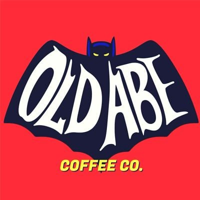 old abe coffee co logo